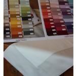 Completo letto lenzuola copripiumino su misura cotone Annarita
