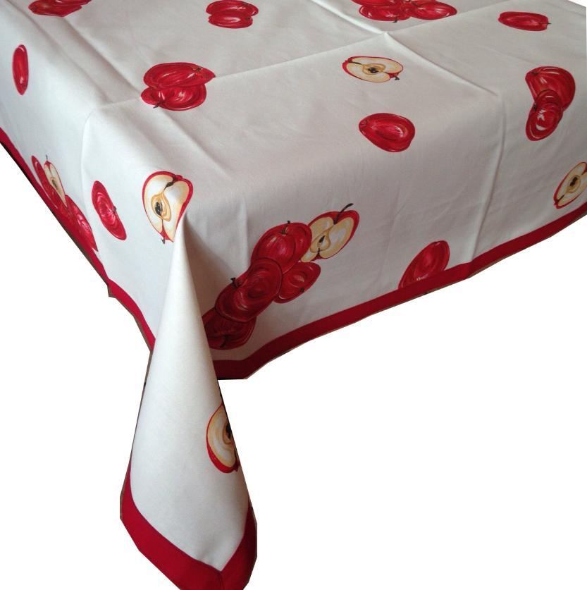 Tovaglia copritavolo stampato mela rossa melinda gruppo - Tovaglia copritavolo ...