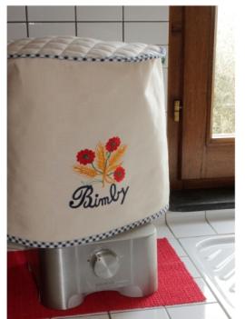 Porta bimby idea regalo per il bimby protetto dai batteri
